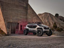 Audi AI:TRAIL quattro 2030