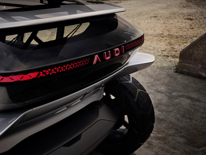 Audi LED Logo