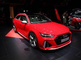 Audi RS6 Avant Price