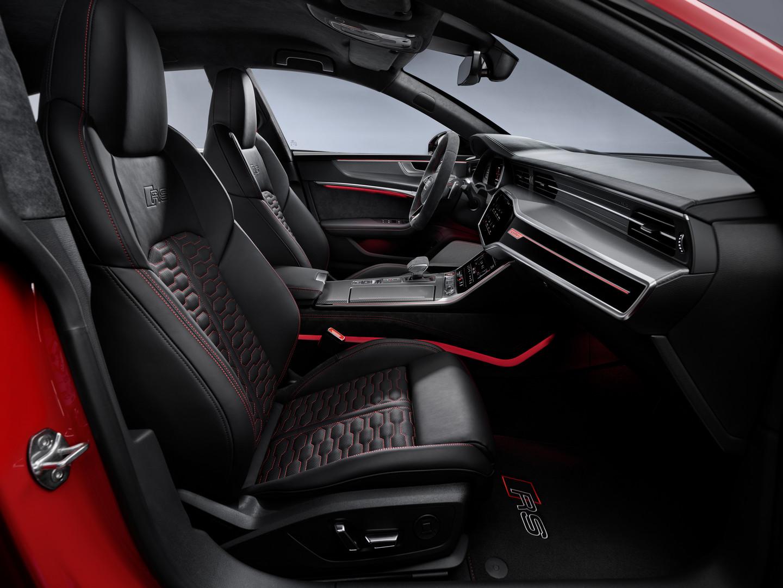 Audi RS7 Sportback Cockpit
