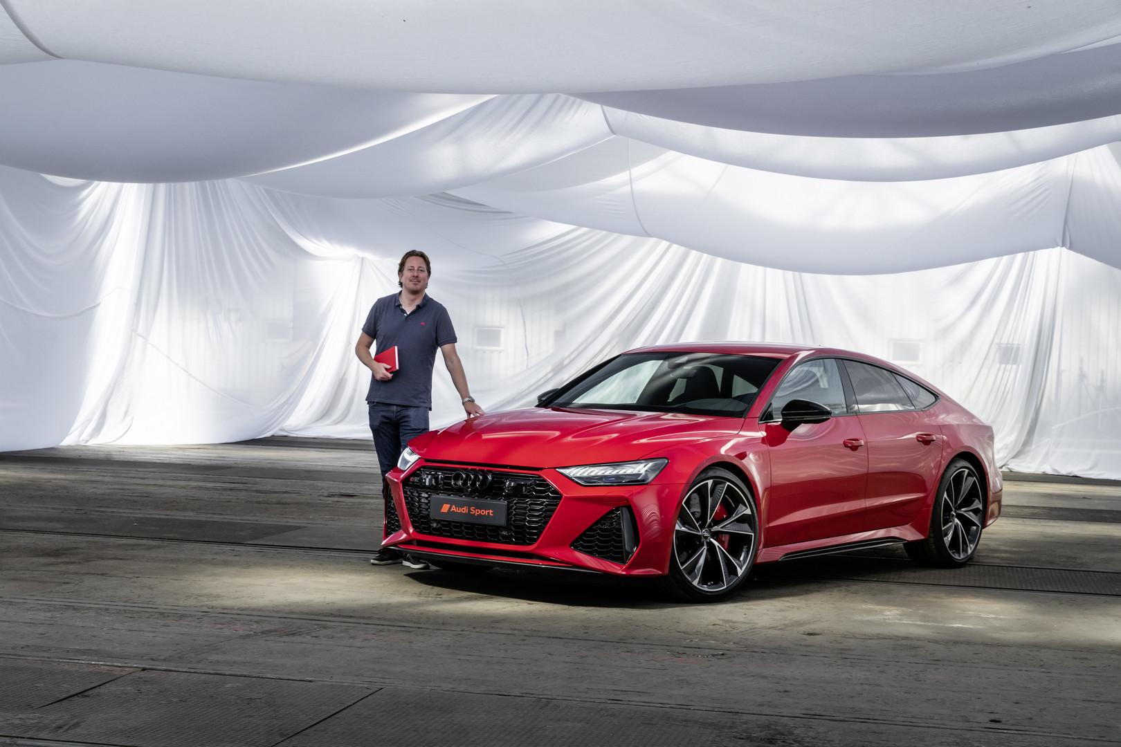 Audi RS7 Sportback Des
