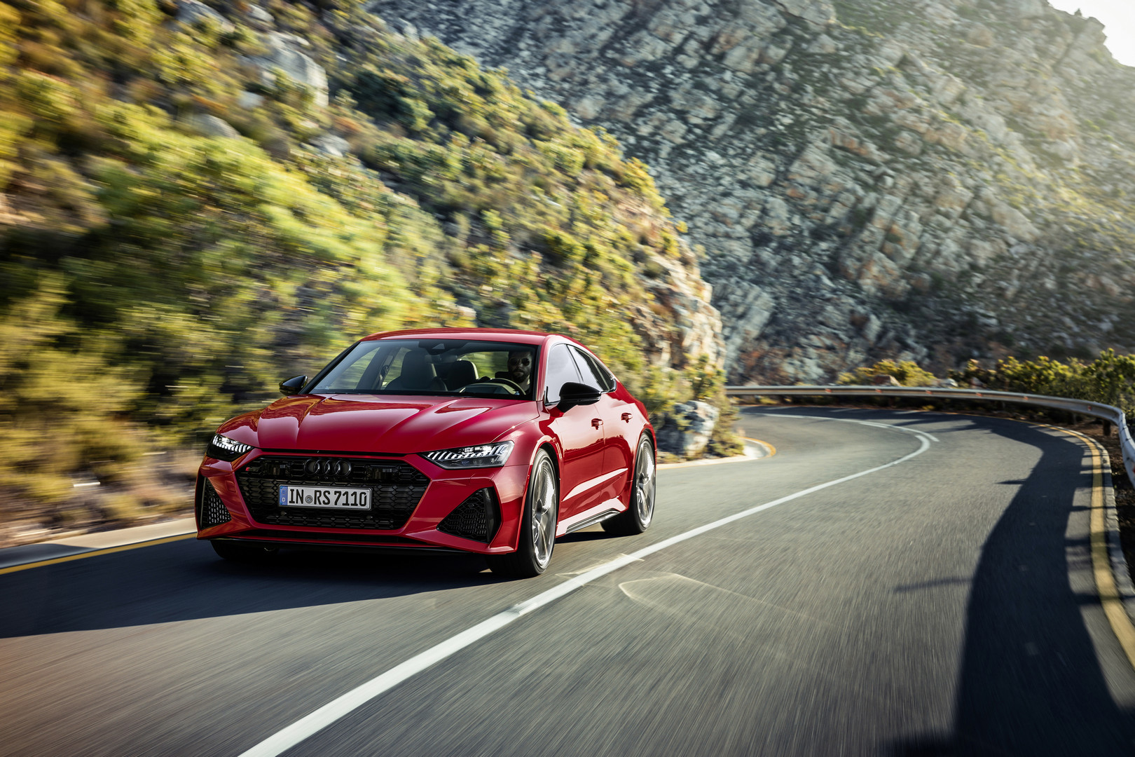 Audi RS7 Sportback Front