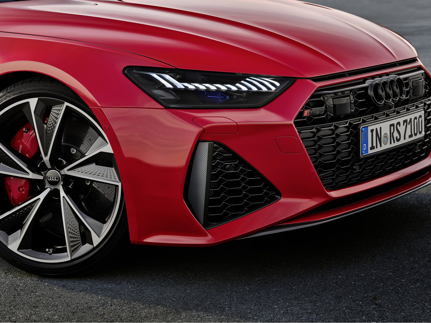Audi RS7 Sportback Headlights