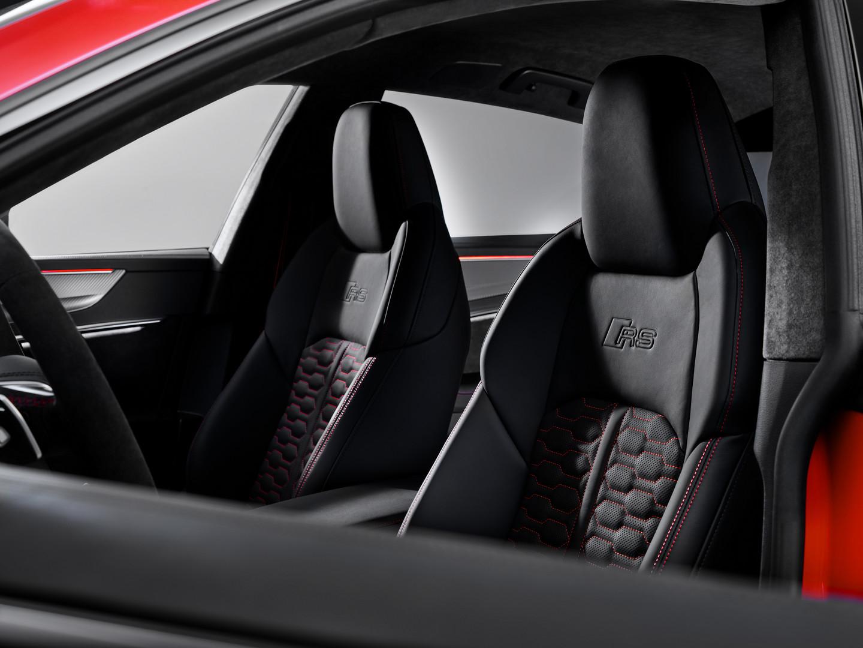 Audi RS7 Sportback Seats