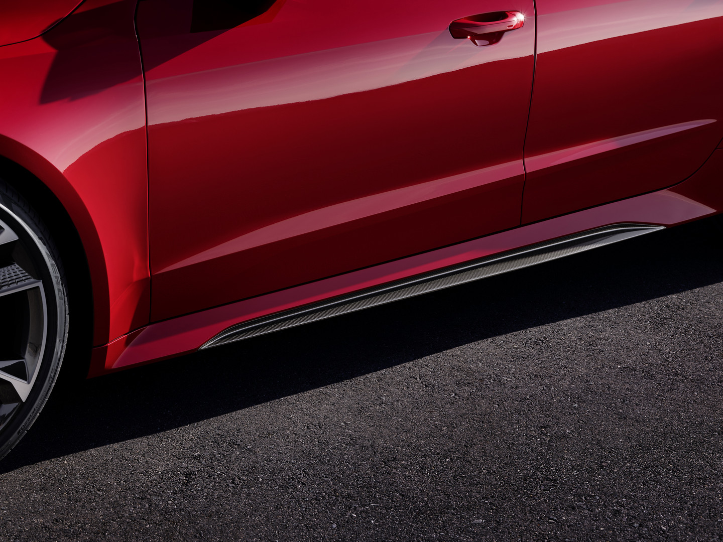 Audi RS7 Sportback Side Skirts