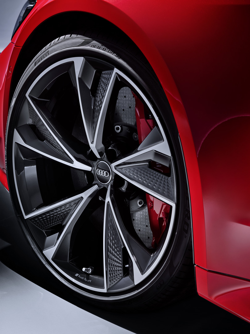 Audi RS7 Sportback Wheels