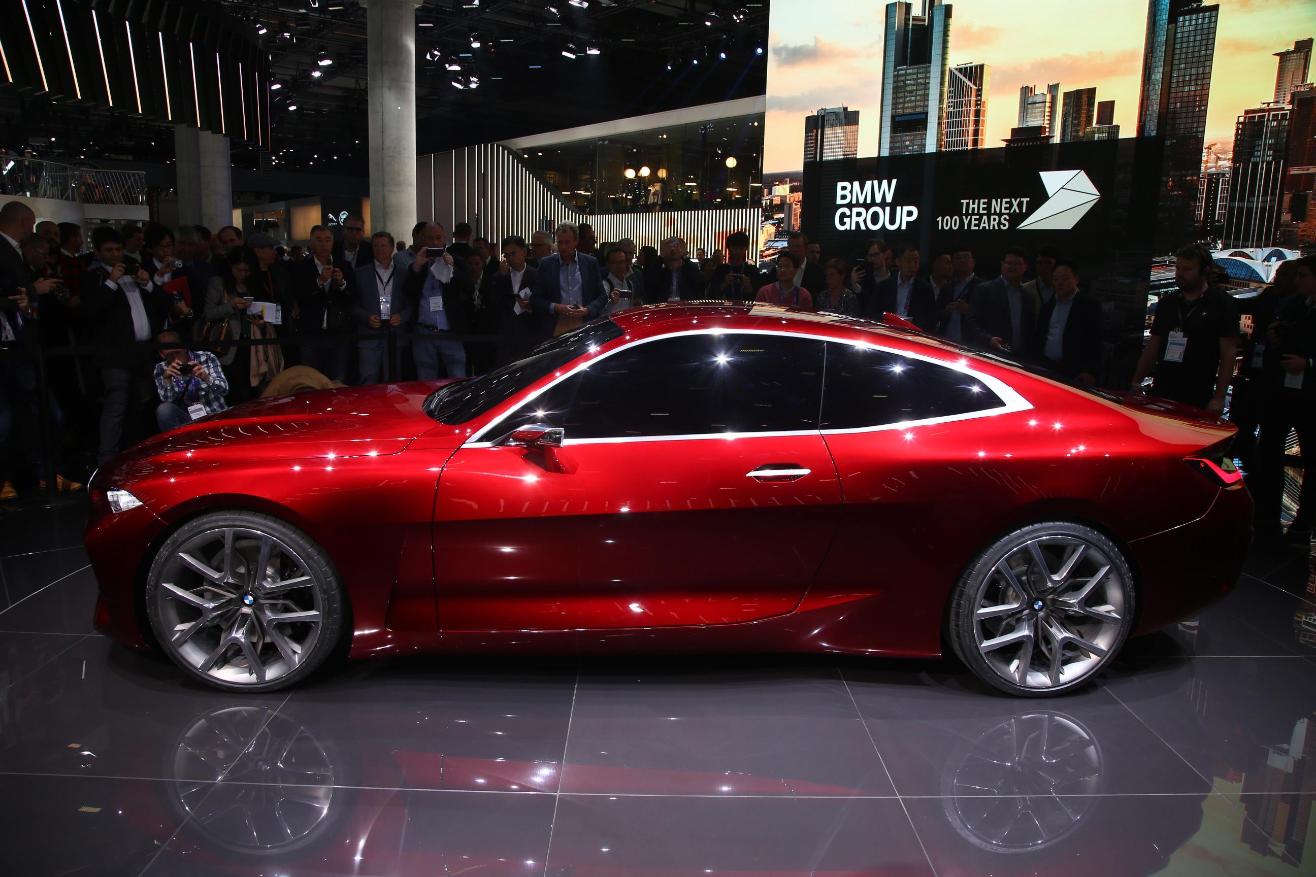BMW Concept 4 Coupe