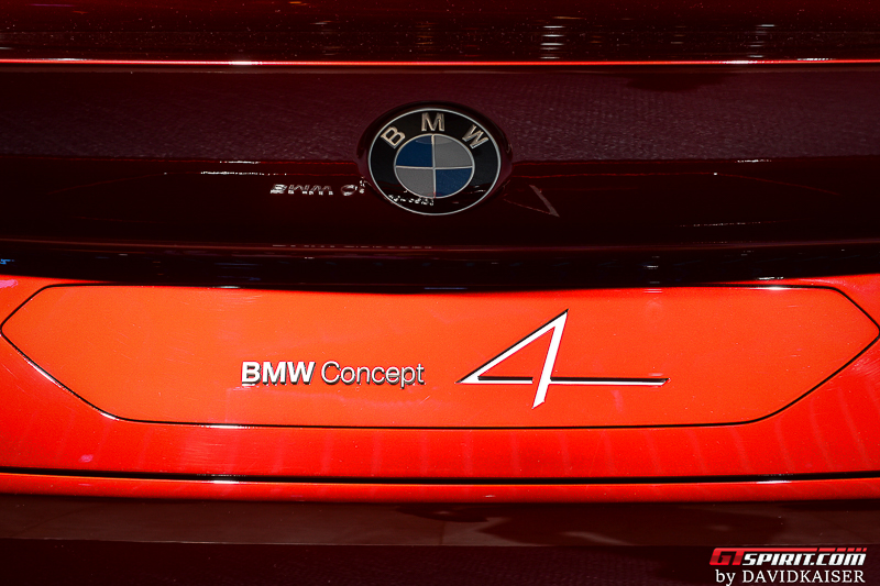 BMW Concept 4 Logo