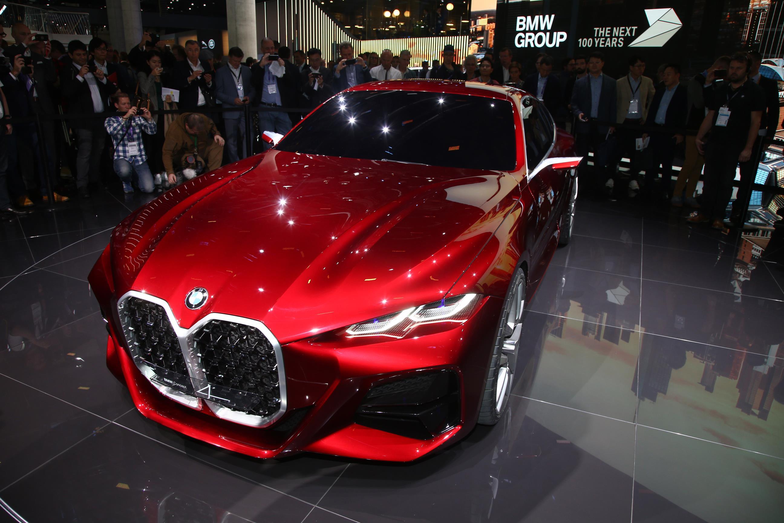 BMW Concept 4 Next M4