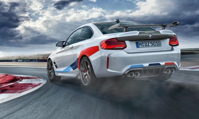 BMW M2 CS Render