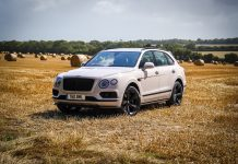 Bentley Bentayga V8 Review