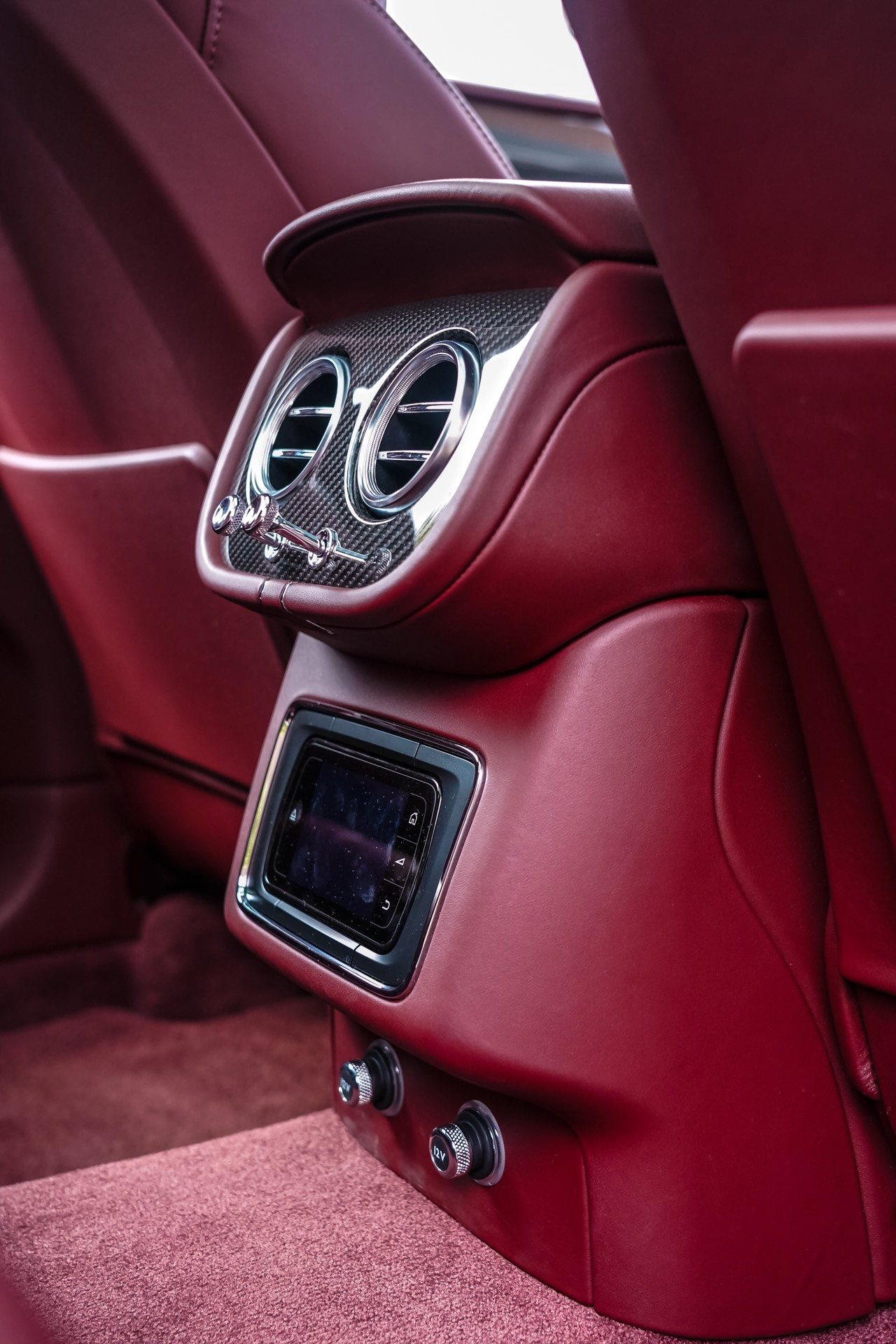 Bentley Bentayga V8 Interior Test Drive Review