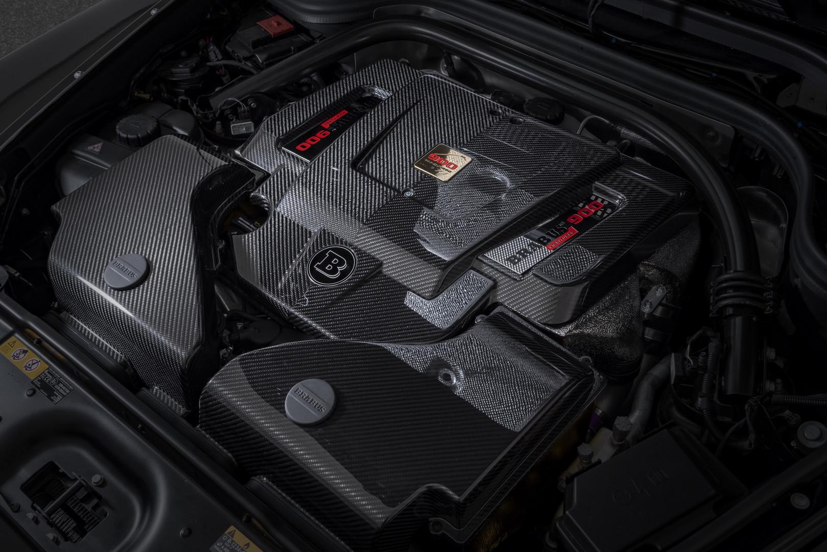 Brabus V12 900 Engine