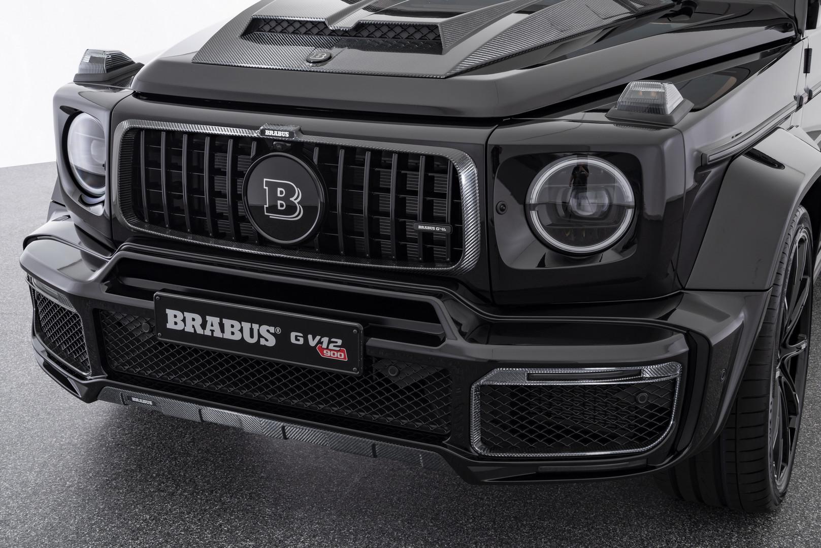 Brabus V12 900 Front Bumper