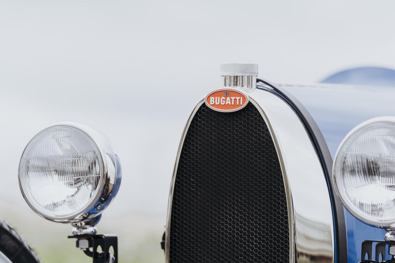 Bugatti Baby II Headlight