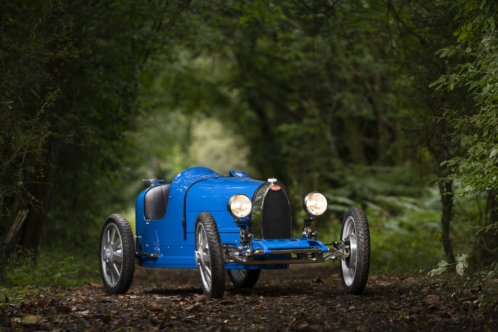 For Millionaire Babies: Bugatti Baby II with $33,000 Price Tag