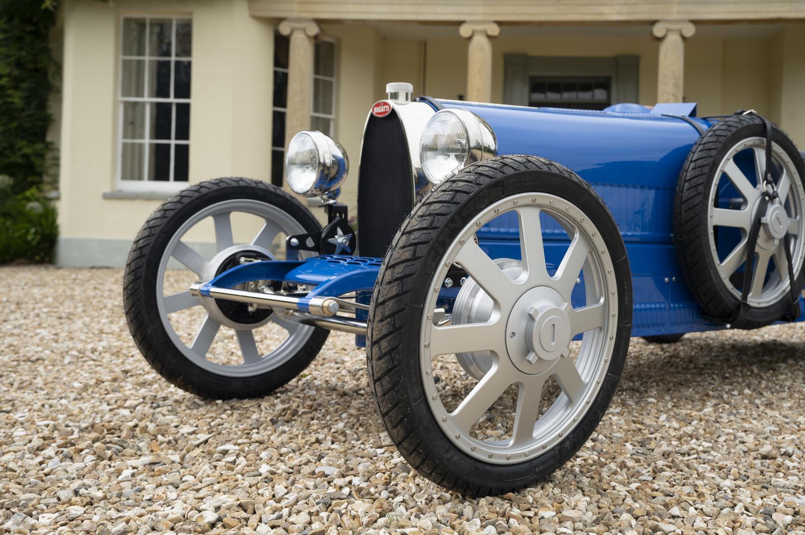 Bugatti Baby II Wheels
