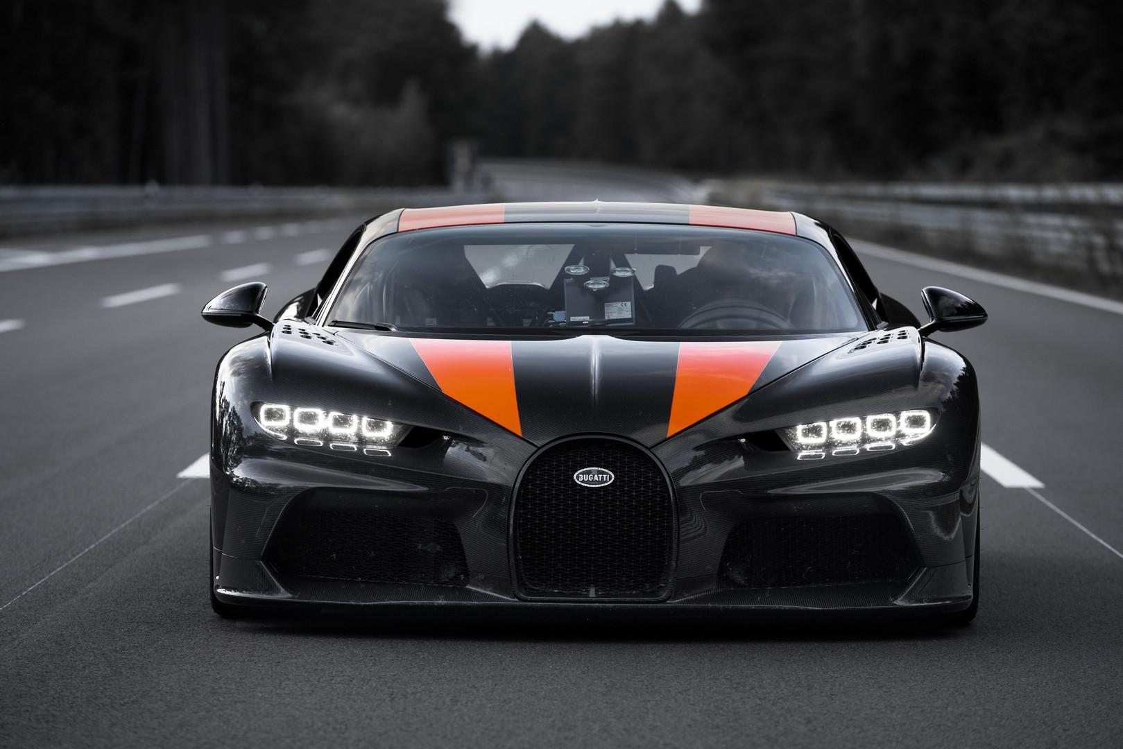 Bugatti Chiron Fastest Car