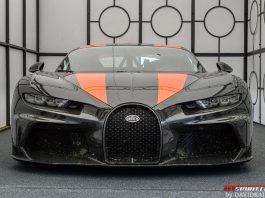 Bugatti Chiron Super Sports 300+