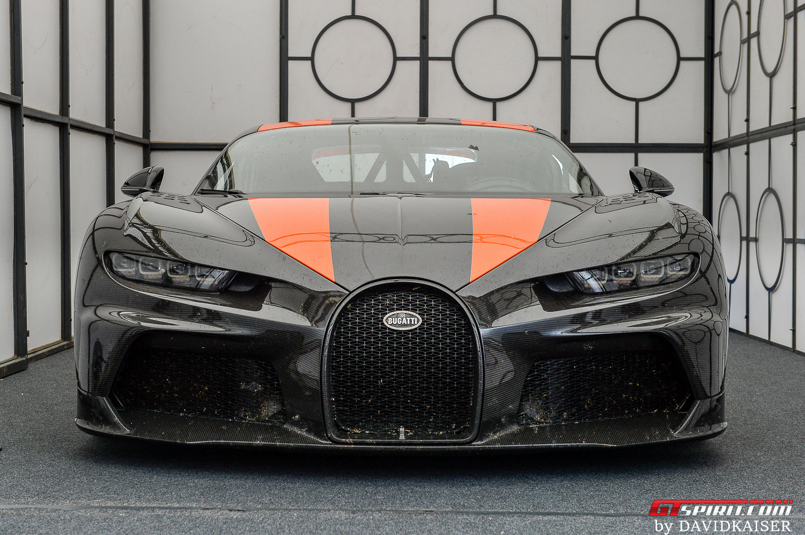 Bugatti Chiron Super Sports 300+
