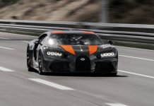 Bugatti Chiron Top Speed 300mph