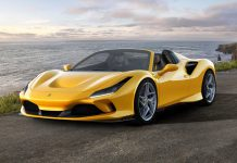 Ferrari F8 Spider Price