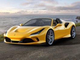 Ferrari F8 Spider Price