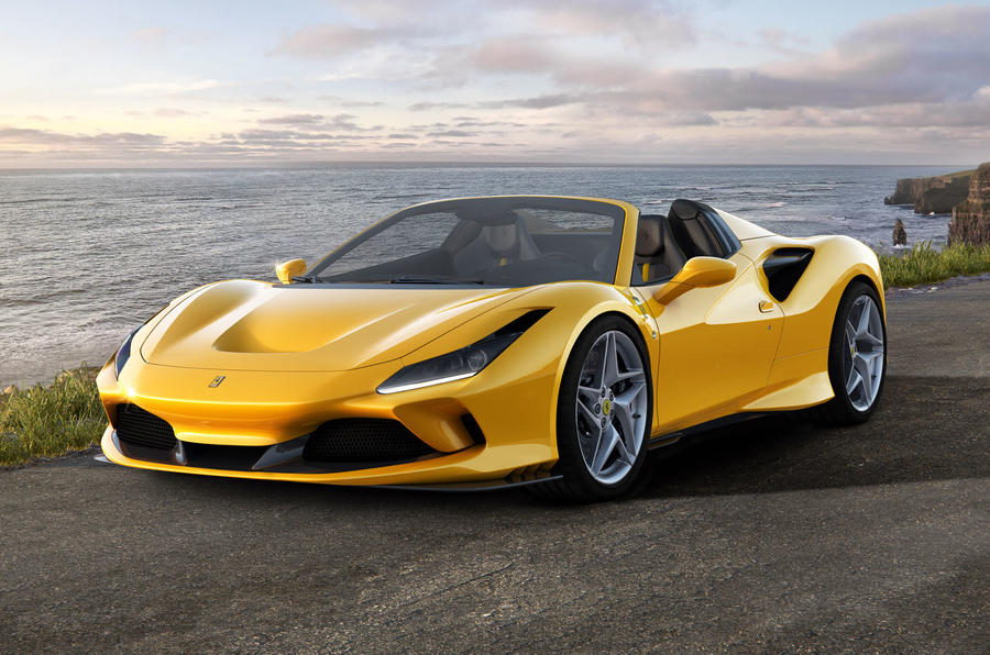 2020 Ferrari F8 Spider Officially Revealed , GTspirit