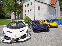 Lamborghini Veneno Roadster Price