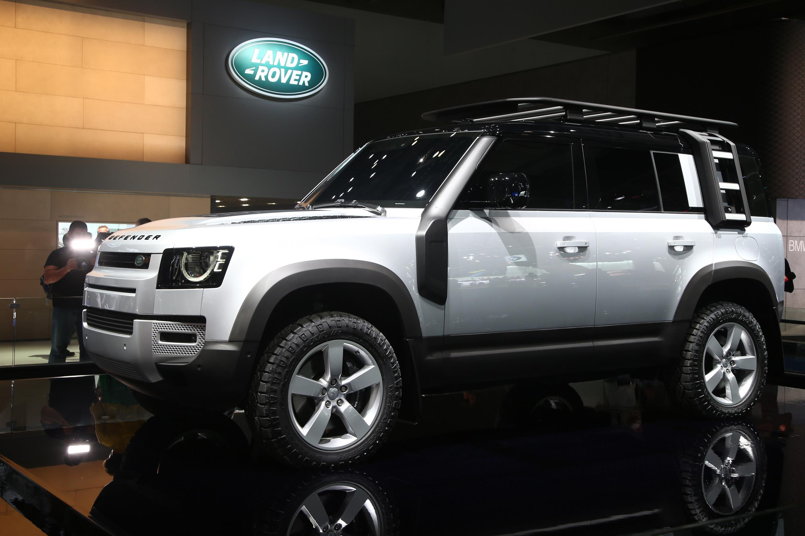 2020 Land Rover Defender 110 Price UK