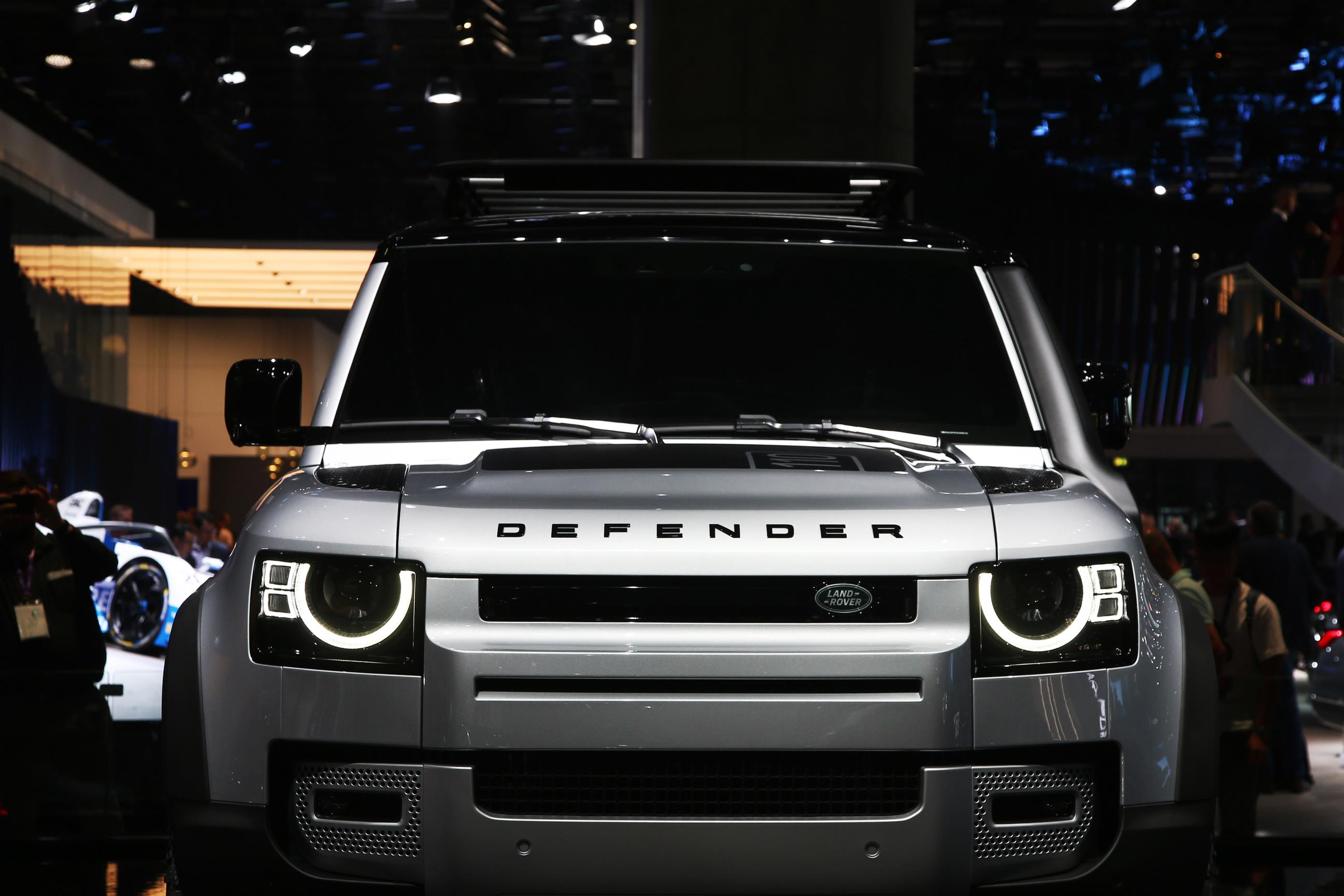 2020 Land Rover Defender 110 Headlight