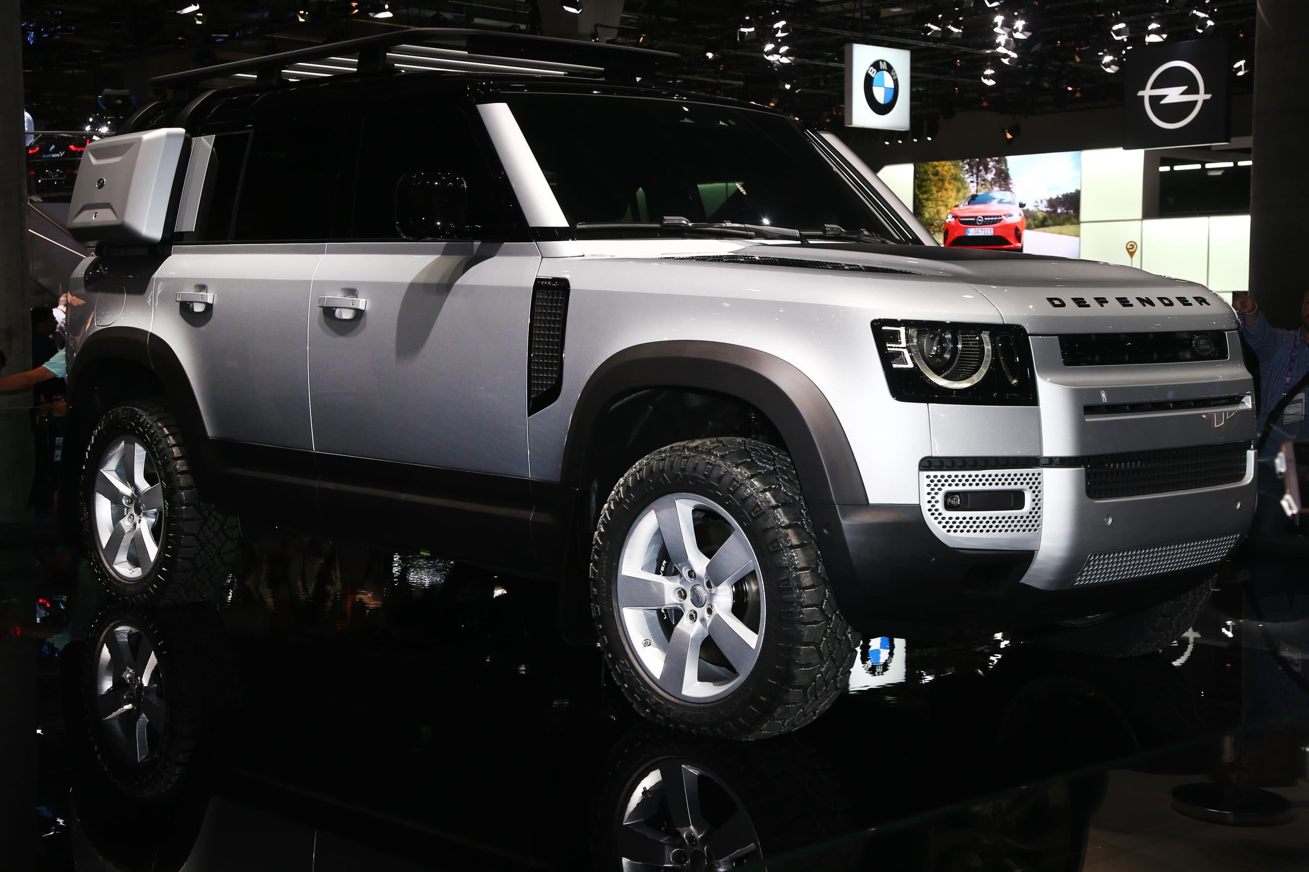 2020 Land Rover Defender 110 Price