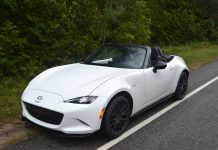 Mazda MX-5 Top Speed