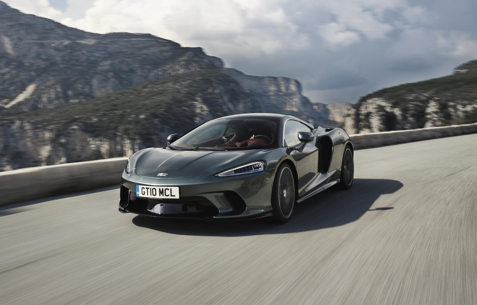 2019 McLaren GT Review