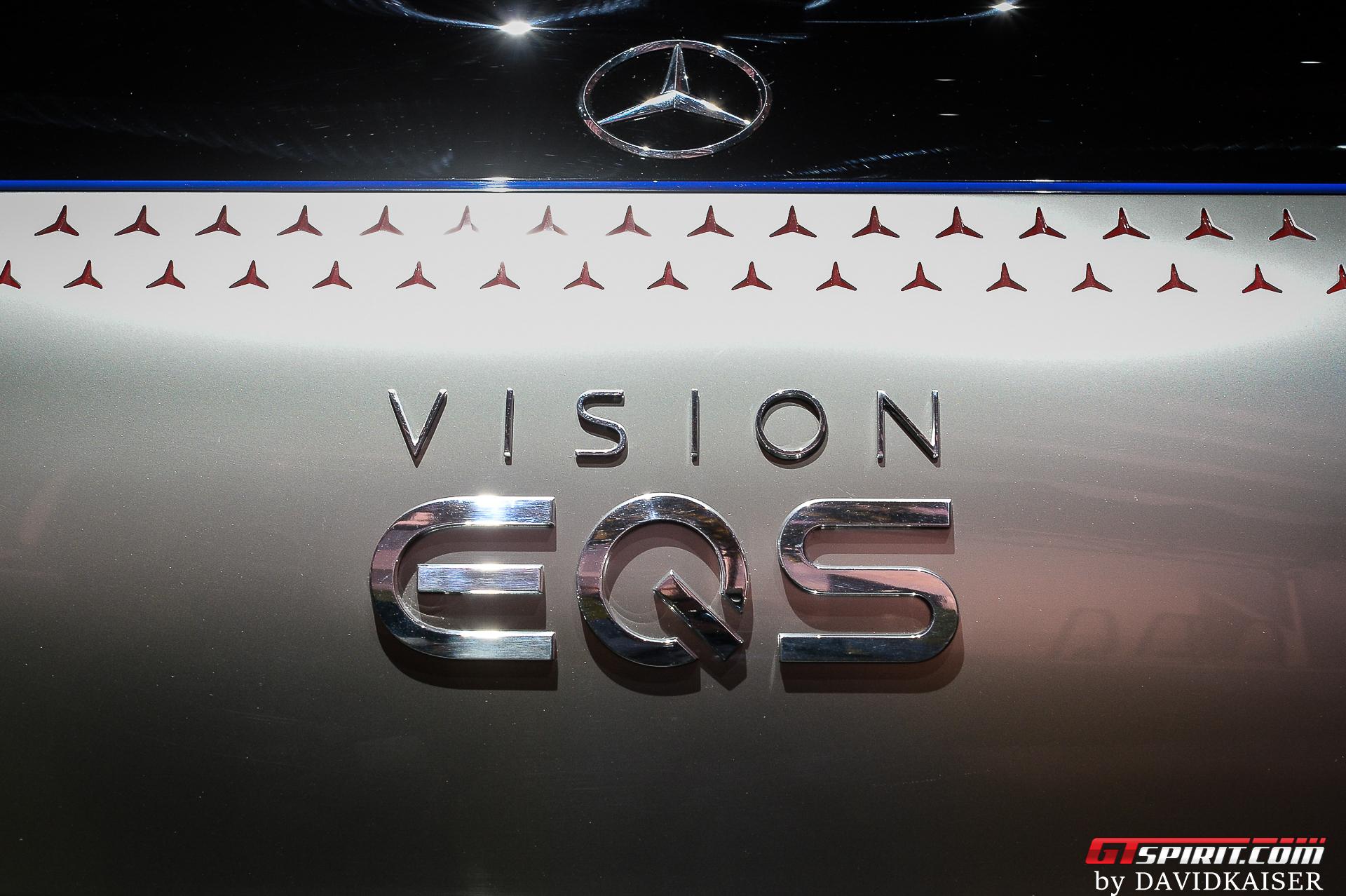 Mercedes-Benz EQS Logo
