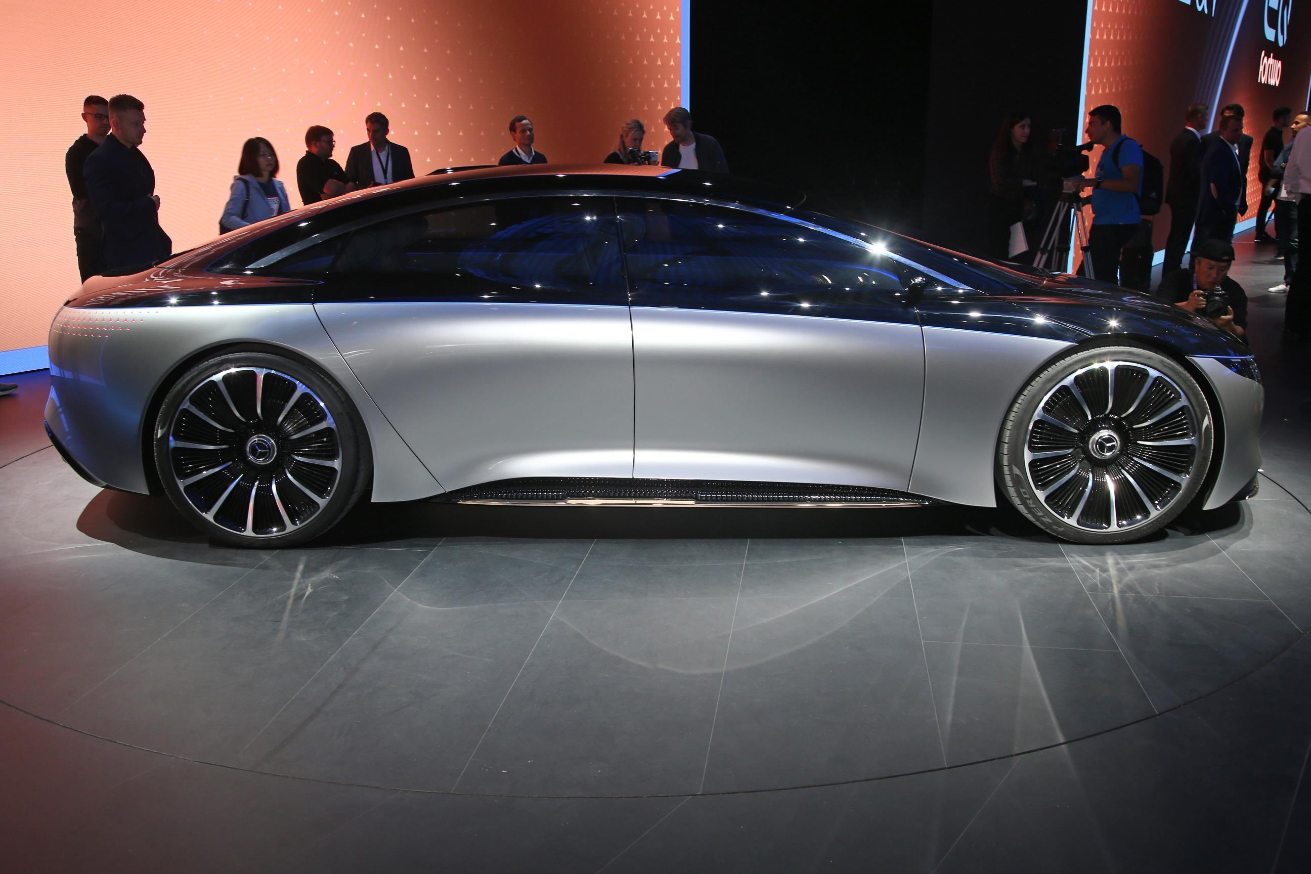 Mercedes-Benz EQS Price