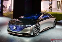 Mercedes-Benz EQS Wallpaper