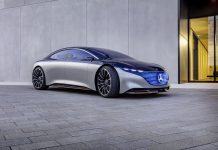 Mercedes-Benz VISION EQS Price