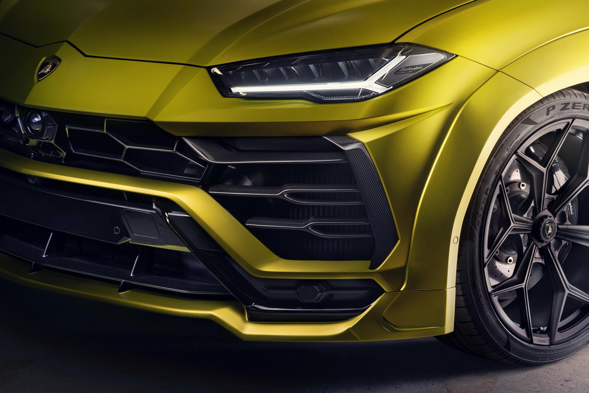 Novitec Lamborghini Urus Fenders