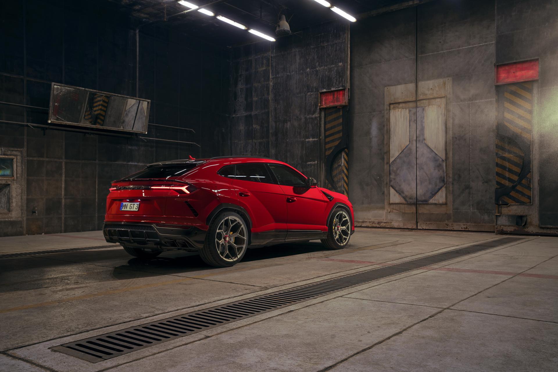 Novitec Lamborghini Urus Price