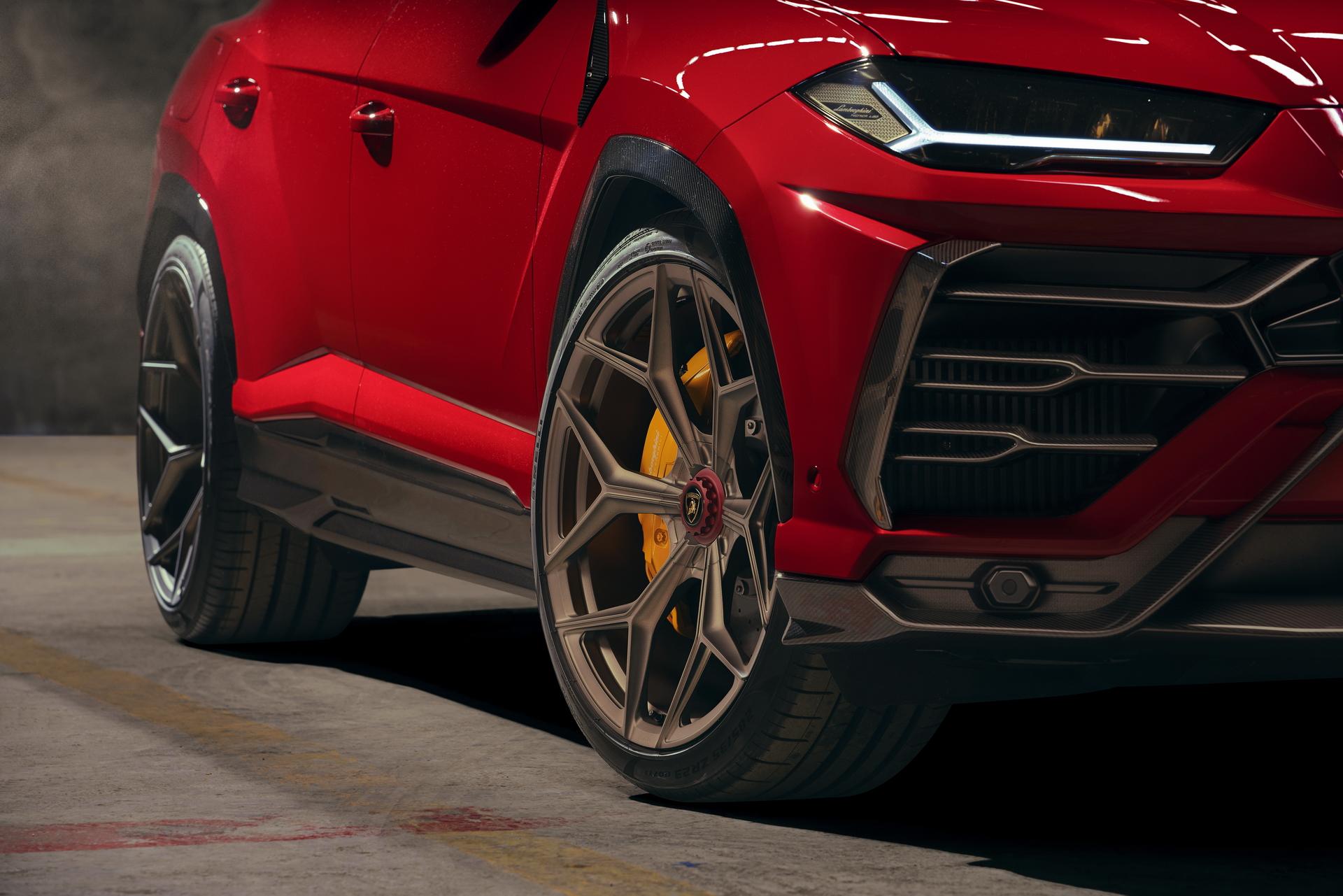 Novitec Lamborghini Urus Wheels