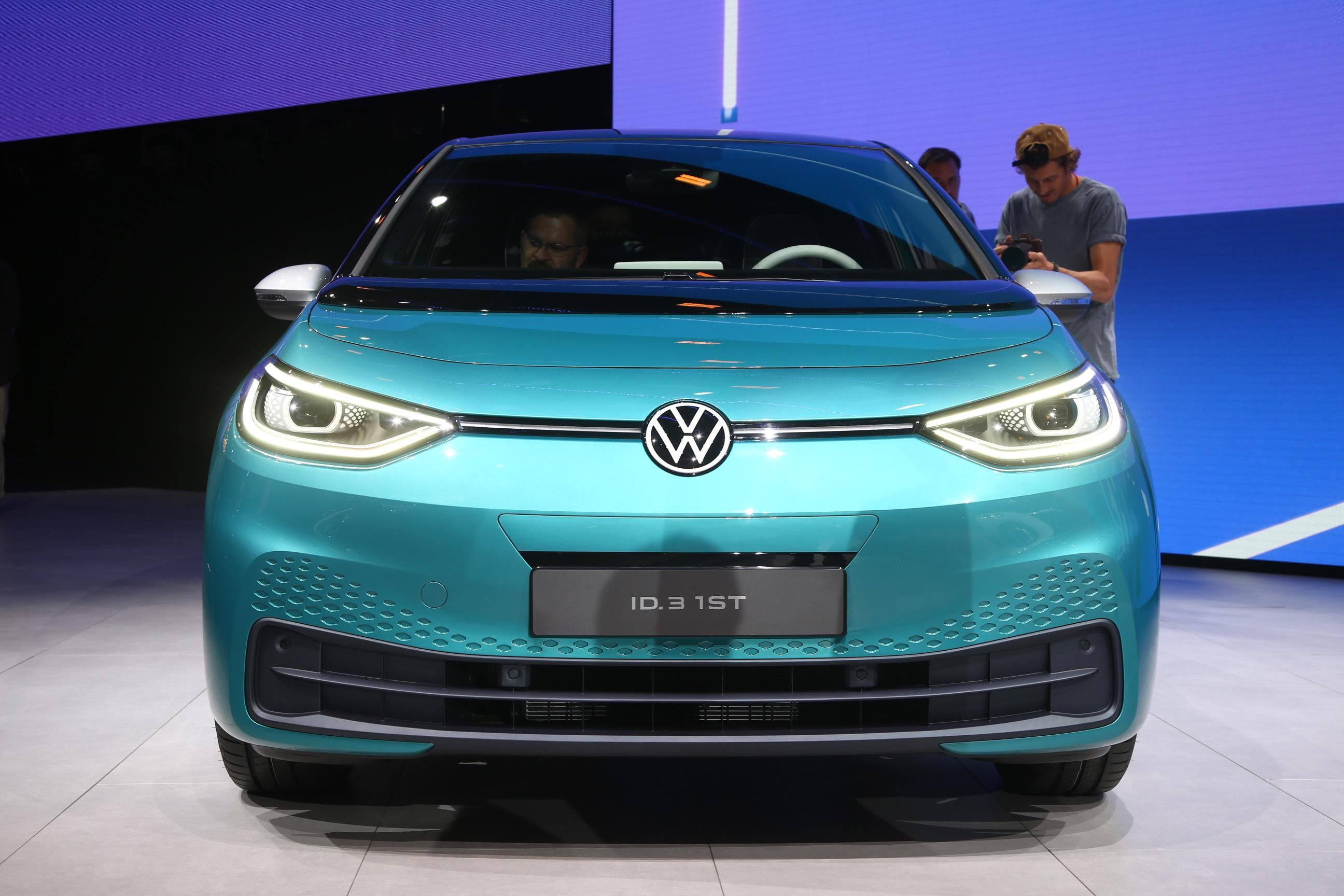 VW ID.3 Front