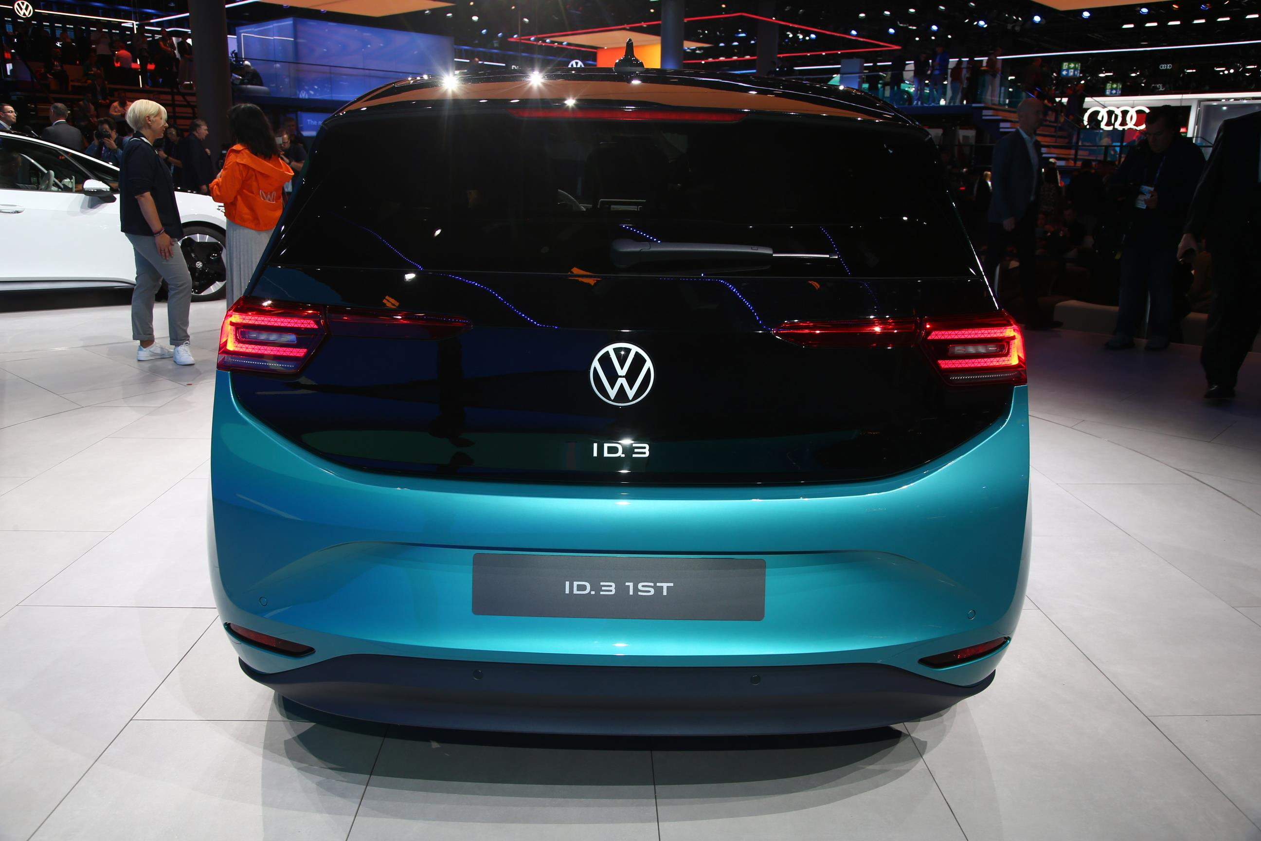 VW ID.3 Rear