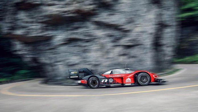 VW ID.R Top Speed