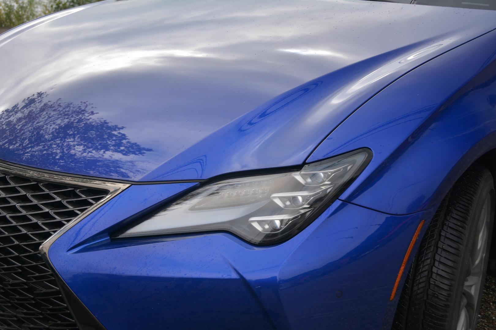 2019 Lexus RC 350 F-Sport Headlight