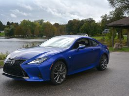 2019 Lexus RC 350 F-Sport Review