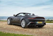2020 Aston Martin Vantage Roadster Price