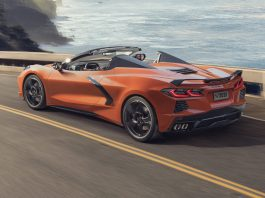 2020 Chevrolet Corvette Stingray Convertible Price