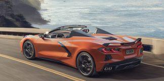 2020 Chevrolet Corvette Stingray Convertible Price
