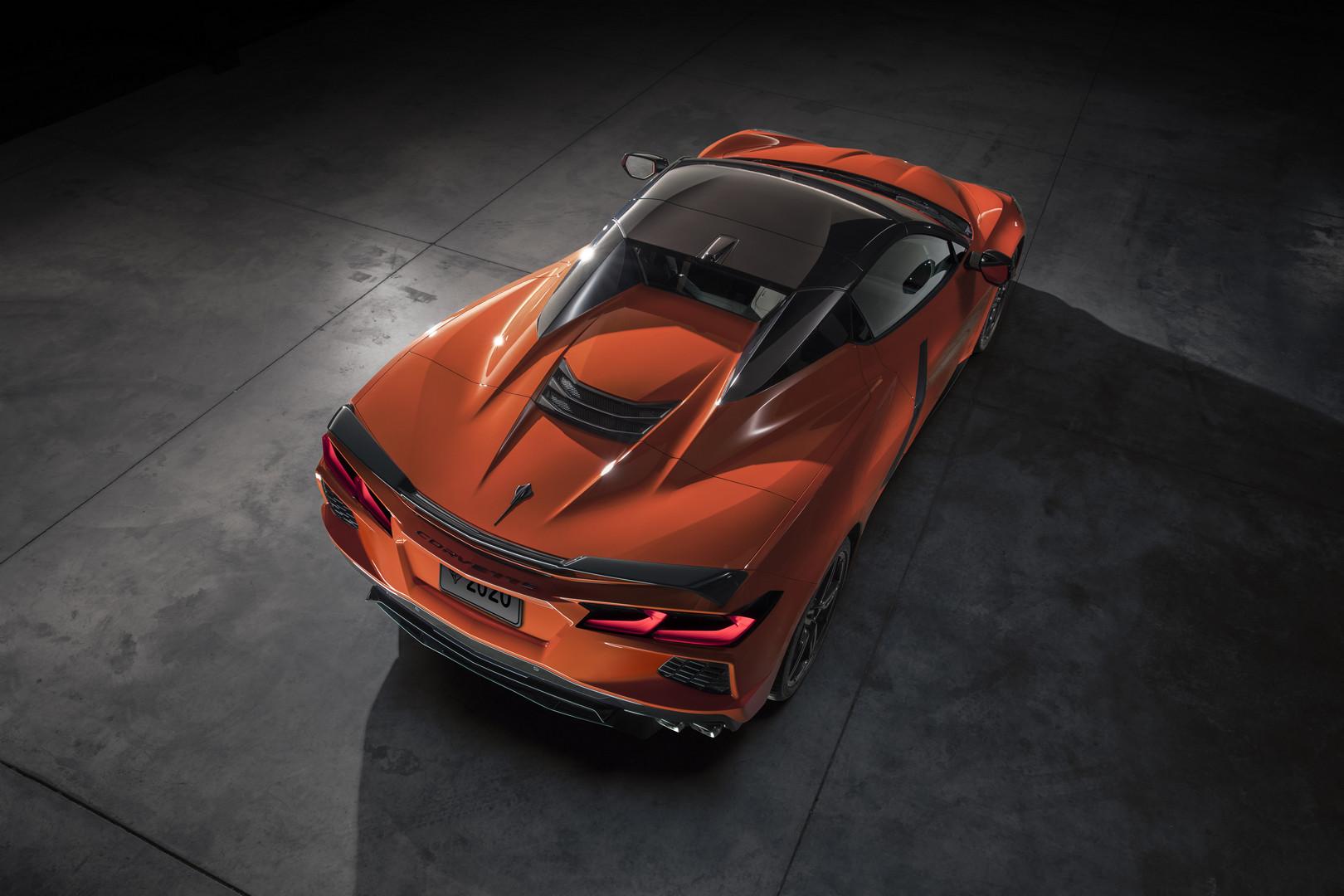 2020 Corvette Convertible Specs
